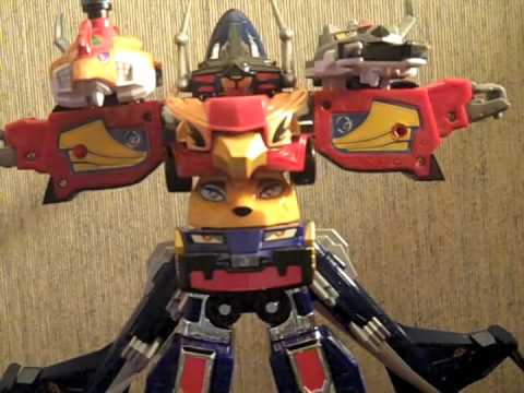RPM - Welcome to my demo of the RPM Ultrazord, the behemoth formed when you combine the High Octane Megazord, Valvemax Megazord, Mach Megazord, and Paleomax Megazo...