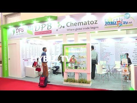 , ChemAtoZ Commerce platform-IPHEX 2017 Exhibition