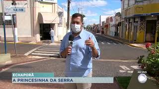 Echaporã registrou a menor temperatura da região de Marília