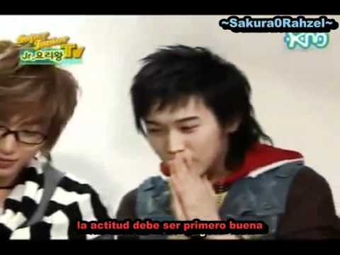 [Sub-Español] Super Junior Show Ep 4 Part 1