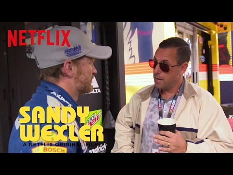 Sandy Wexler (Viral Video 'Sandy Visits Nascar')