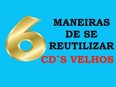 Reutilizar cd`s