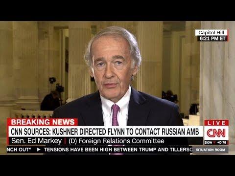 Kushner Directed Flynn To Contact Russian Ambassador
