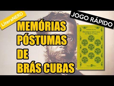 Memórias Póstumas de Brás Cubas, de Machado de Assis - Jogo Rápido
