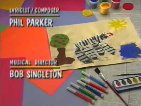 Barney & Friends The Alphabet Zoo! Ending Credits