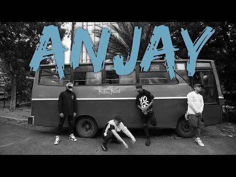 Kemal Palevi - Anjayyyyyy Ft. YoungLex, Mack G, Robert Wynand (Official Music Video)