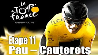 Cauterets France  City new picture : Tour de France 2015 [One/PS4] | Etape 11 : Pau - Cauterets [HD] [Fr]
