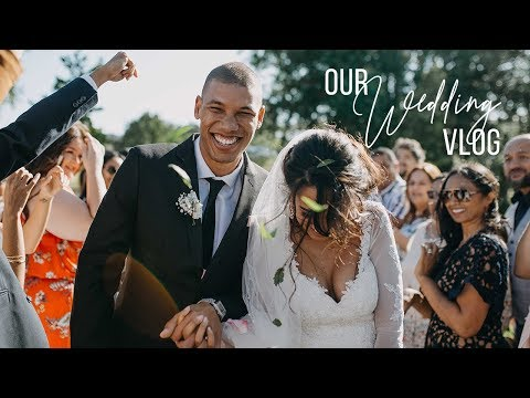 Our Wedding Vlog: Part Two