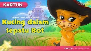 Kucing dalam Sepatu Bot Cerita Untuk Anak anak - Animasi Kartun Bahasa Indonesia Berlangganan gratis : https://goo.gl/b6tLrV Dongeng lebih ...