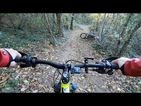 CADE DALLA BICI ... | Bike park King Antenna Pesaro