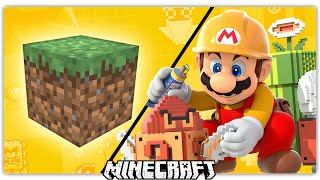 Super Mario Maker Minecraft Server   Make & Share Levels Online!