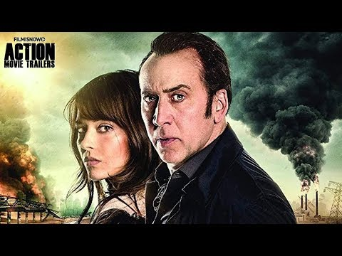 THE HUMANITY BUREAU Official Trailer - Nicolas Cage Sci-Fi Action Movie