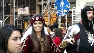 Napoli, 3 Ottobre 2015 Corteo Storico in stile Rinascimentale Aragonese. Evento Gran giostra dei sedili di Napoli a cura di Roberto Cinquegrana. ( Pagina ...