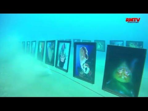 Rekor Pameran  Foto Bawah Laut Terbanyak