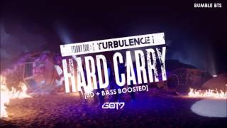 Download Lagu [3D+BASS BOOSTED] GOT7 (갓세븐) - HARD CARRY (하드캐리) | bumble.bts Mp3