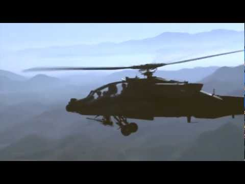 Apaches in the Air.  Video by Sgt....