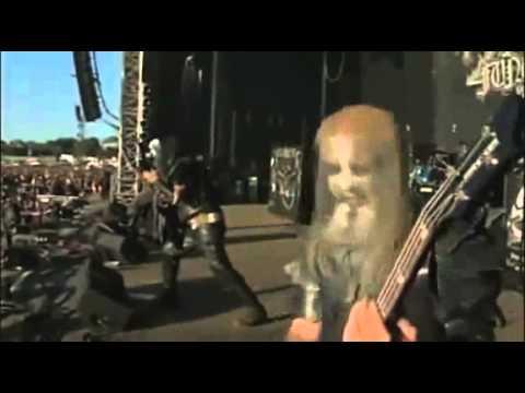 Dark Funeral - My Funeral ( Live Wacken 2012)