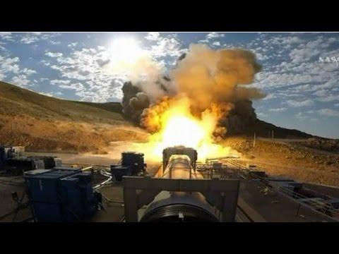 NASA провела другу серію випробувань потужної ракети-носія