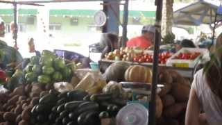 El Valle De Anton Panama  city photo : Municipal Market of El Valle de Anton in Panama