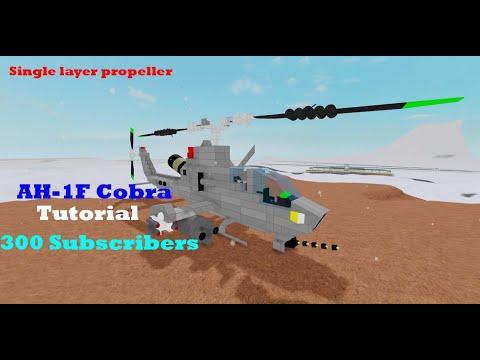 *Bell AH-1F Cobra* sorry l'm tutorial...