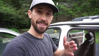Video Cleaning The Dirtiest Car Interior Ever! Complete Disaster Full Interior Car Detailing Toyota Sienna MP3, 3GP, MP4, WEBM, AVI, FLV Juli 2019