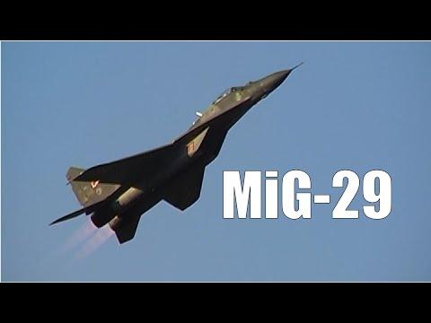 Polish Air Force MiG-29 performance...