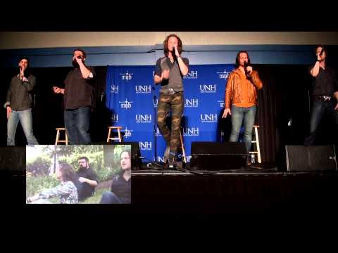 Home Free Vocal Band: American Kids