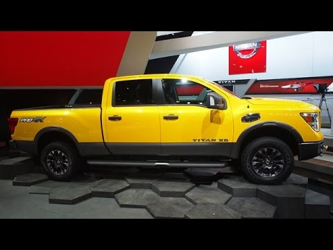 Fab Five Trucks of the 2015 Detroit Auto Show
