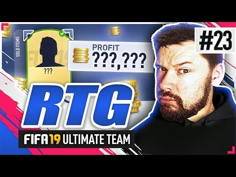 MASSIVE TRADE PROFITS! - #FIFA19 Road To Glory! #23 Ultimate Team