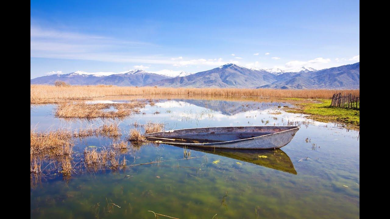 Η λίμνη των Πρεσπών χάνεται…