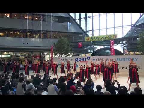大阪メチャハピー祭り2014inツイン21寝屋川市立池田小学校Aチーム