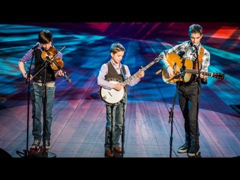 Bluegrass - All under the age of 16, brothers Jonny, Robbie and Tommy Mizzone are from New Jersey, a US state that's better known for the rock of Bruce Springsteen than ...