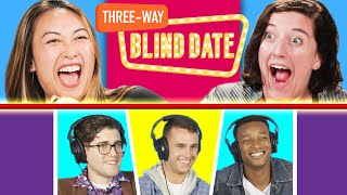Video I Pick A Blind Date Based On Their Texts (Re-uploaded) MP3, 3GP, MP4, WEBM, AVI, FLV Maret 2019