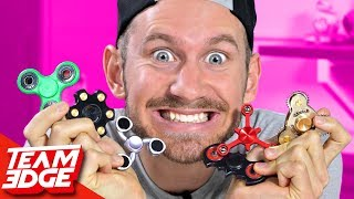 Video Fidget Spinner Challenge!! MP3, 3GP, MP4, WEBM, AVI, FLV Juni 2017