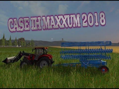Case IH Maxxum 2018 v1.0