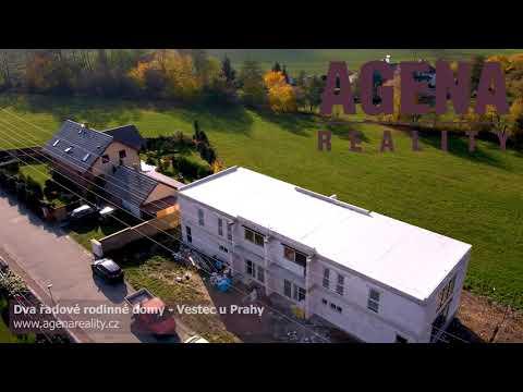 Video Prodej, Rodinné domy, 232m2 - Vestec