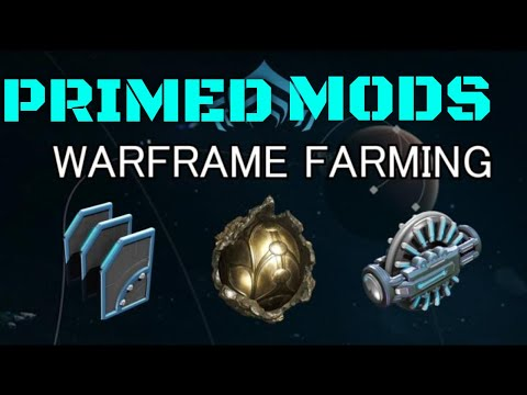 Warframe How To Get Primed Mods