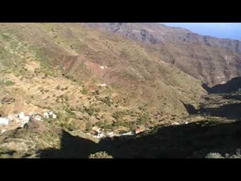 La Gomera: Imada en Alajeró (Islas Canarias)