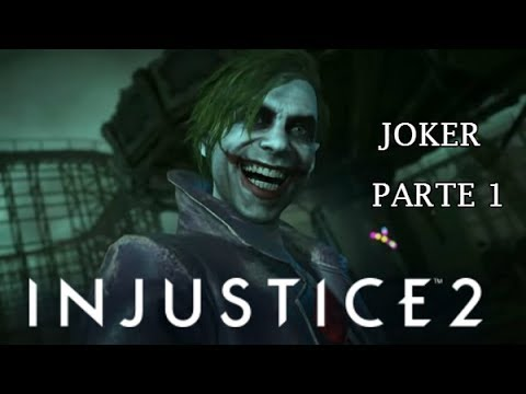 Injustice 2 Joker Intro Dialoghi ITA Parte 1