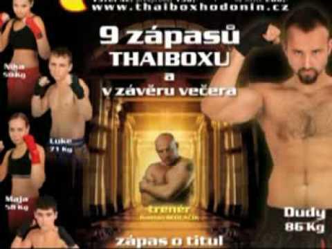Promo video - Noc bojovníků 2008
