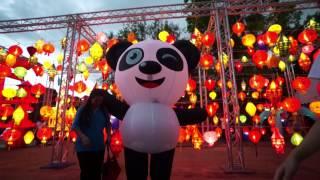 2013 The International Lantern Festival Chiang Mai, Thailand