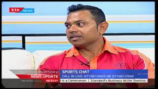 Morning Express: Sports Chat; Spotlight On Kenyan Cricket With Stray Lions, 17/10/2016