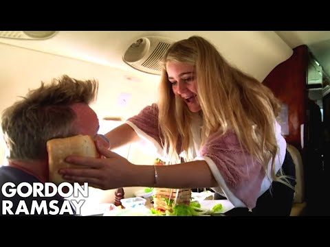 Tilly Turns Dad Gordon Into An Idiot Sandwich!   Matilda and the Ramsay Bunch Preview
