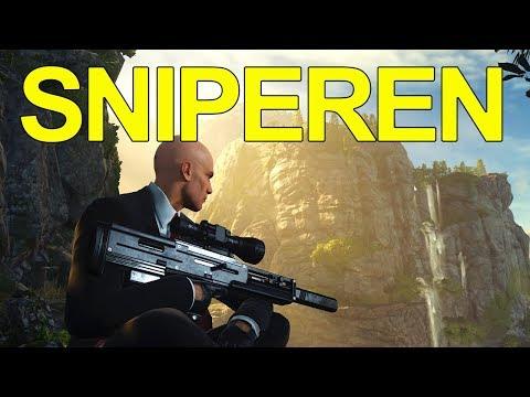 SNIGSKYTTEN! - Hitman: Sniper Assassin [Dansk]