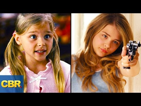 10 Child Actors Who Played Shockingly Mature Roles