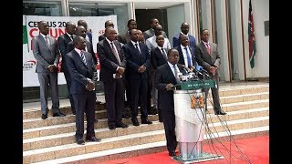 Uhuru hands Matiang'i more power for second time this year