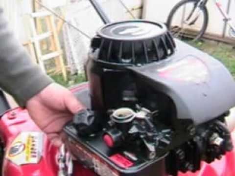 cortadora - Casi siempre el problema de una cortadora de pasto es el empaque y diafragma. si el empaque tiene hueco no va hacer que entre suficiente gas al motor. claro ...