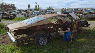 Junkyard Mecca: Over 70 Acres of Possibilities!—Junkyard Gold Preview Ep. 16 by Motor Trend