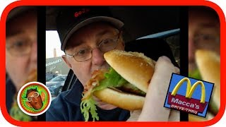 """McDonalds gourmet range has been extended to include this CHICKEN Caesar Burger / Sandwich. Check out what I thought of it in this Review.Please Share :)#tastetest #foodiehttps://mcdonalds.com.auNEW VIDEOS EACH WEEKSend Me Stuff To Test!CHECKOUT THE FOODIE PLAYLISTS:*McDonalds*https://www.youtube.com/playlist?list=PLxEcELMekIpsoVC-YetHuUhOUGJ93wCna*KFC*https://www.youtube.com/playlist?list=PLxEcELMekIpu4KvJh69z76KLxNtHLtrHP*Subway, Nando's, Pizza Hut, Domino's, Krispy Kreme etc*https://www.youtube.com/playlist?list=PL1D51F1A60B60C47B*Hungry Jacks / Burger King*https://www.youtube.com/playlist?list=PLxEcELMekIpth-xtoD0HPRjjyfrv_b7BA*McDonald's Vs KFC Vs Hungry Jacks Vs ???*https://www.youtube.com/playlist?list=PLxEcELMekIpu5gbZZY19dXprd-QBHH2UF*Cadbury, Vegemite, Arnott's*https://www.youtube.com/playlist?list=PLxEcELMekIpvjIHm8dPhURTL1EgWBmVXi*Pub Meals*https://www.youtube.com/playlist?list=PLxEcELMekIptpuU_iUA6k1ojYkZExzHSd*Food Fun & Challenges*https://www.youtube.com/playlist?list=PLxEcELMekIpsbhbCX4Sq7GovKCZmAYebqGOJOMEDIA LINKSGoJo MediaPO Box 411Cockatoo 3781AustraliaSNAPCHAT: gojogeoffINSTAGRAM: http://instagram.com/gojomediaFACEBOOK: https://www.facebook.com/GoJoMediaVINE: https://vine.co/GoJo.GeoffTWITTER: https://twitter.com/GoJoMediaGOOGLE+: https://plus.google.com/u/0/+GoJoMediaGeoffMERCH: http://gojomedia.spreadshirt.com/ZOMATO: zomato.com/gojogeoffMORE GOJOMEDIA CHANNELS*Main Channel*https://www.youtube.com/user/GeoffJennyOliver*Vlogs* https://www.youtube.com/channel/UC3TH5l0Q9Lky1RnR9xMkIXg*Kids*https://www.youtube.com/channel/UCLSB7Ge8_sb_oEEUZy-55LwMUSICYou Tube audio library: Bonanza (Sting)Apple Loops:http://images.apple.com/legal/sla/docs/ilife09.pdf""""You may use the Apple and third party audio content (""""Audio Content"""") contained in or otherwise included with the Apple software, on a royalty-free basis, to create your own original soundtracks for your video and audio projects. You may broadcast and/or distribute your own soundtracks that were creat"""