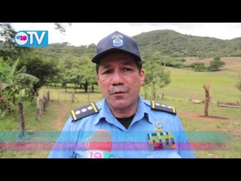 Modelo policial de Seguridad en el Campo satisface necesidades de pobladores de El Regadio